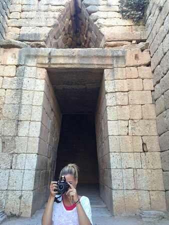 Mycenae, Grecia: photo0.jpg