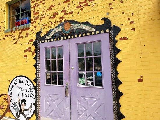 Bent Fork Restaurant In Greenville Pa