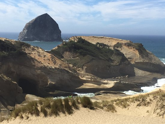Pacific City, OR: View from Cape Kiwanda