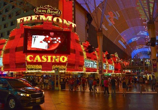 Las Vegas Downtown : Fremont Street Experience