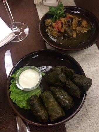 Ararat Restaurant VDNH: Блюда - вкусная национальная кухня!