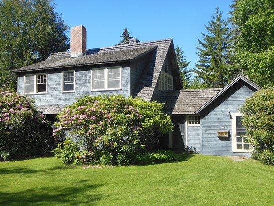 Northeast Harbor, Maine: Thuya Lodge