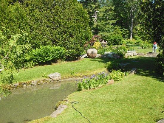 Northeast Harbor, Maine: Reflecting Pool