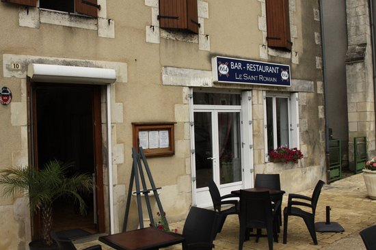Saint-Romain, Francia: Best restaurant in the area by far