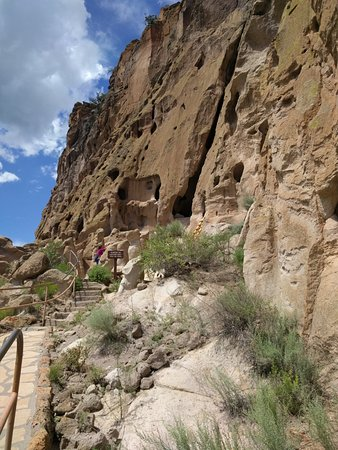 Los Álamos, Nuevo Mexico: Bandelier