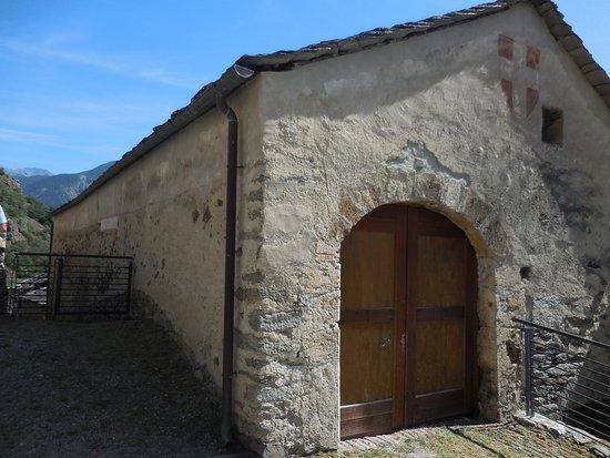 Quart, Italien: Stalle