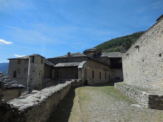 Quart, Italia: Cortile