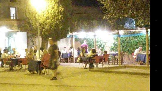 Ventalló, España: La terrassa del Teatret