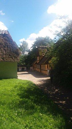 The Open Air Museum: Просто деревня