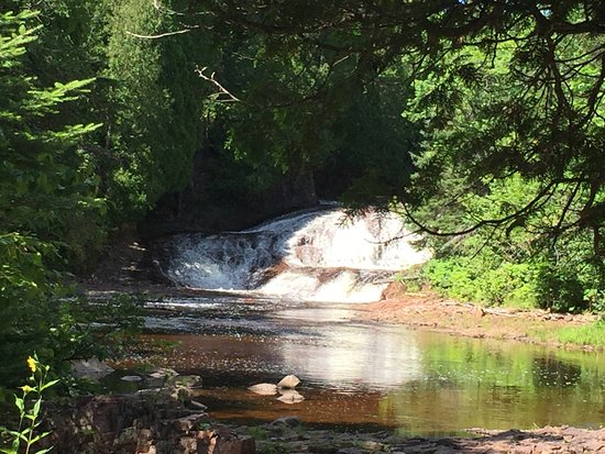 Superior Hiking Trail Foto