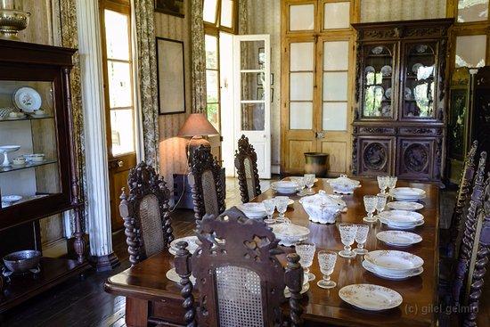 Maison Euréka - Salle à manger - Bild von Maison Eureka, Mauritius ...