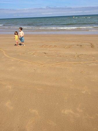 Isigny-sur-Mer, Francia: Omaha Beach