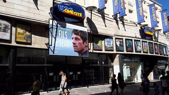 rue de Bethune : le grand cinéma de la rue