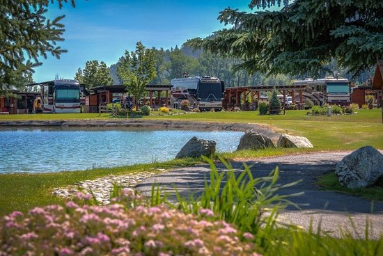 Blanchard, ID: RV Resort Site