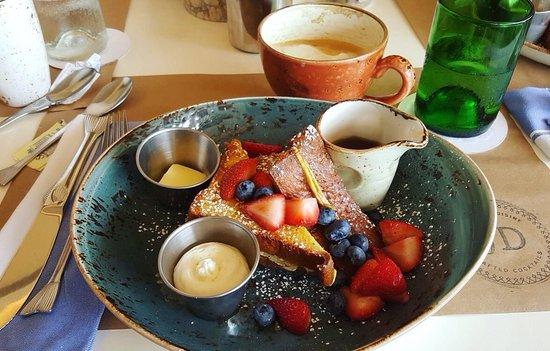 Priceline Trip Protection >> Breakfast and amenities - Picture of The Ritz-Carlton ...
