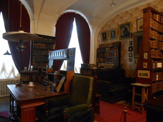 D. Mendeleyev's Museum Archive
