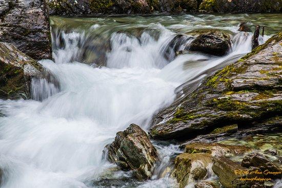 Chitina, AK: Liberty Falls