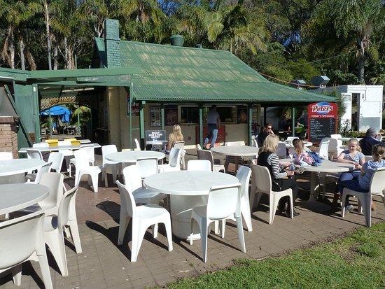 Stanwell Park, Australia: Gezellig park