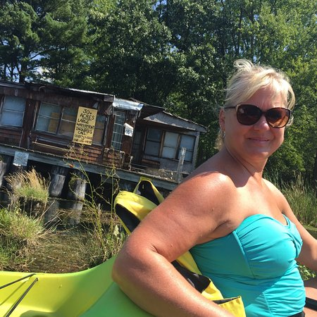 Kayak Shak: Great time