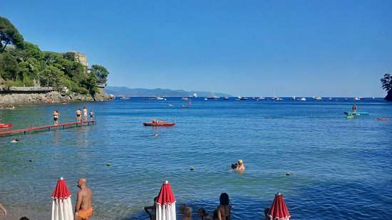 Paraggi, Italie : baia