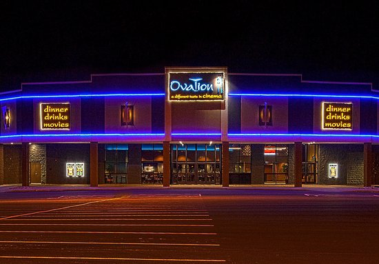 ‪‪Bloomington‬, إلينوي: Ovation Carmike Theater‬