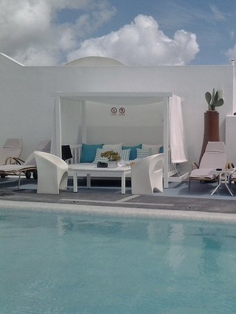 Aressana Spa Hotel and Suites: piscina