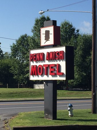Denver, PA: Great inexpensive motel!