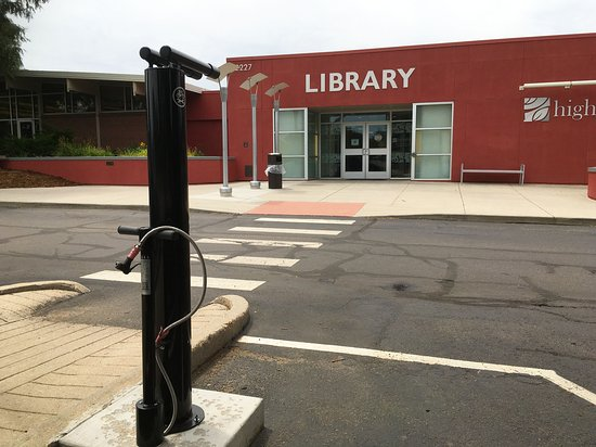 Greeley, Колорадо: Bike Station
