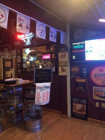 Muncy, PA: Bar Area