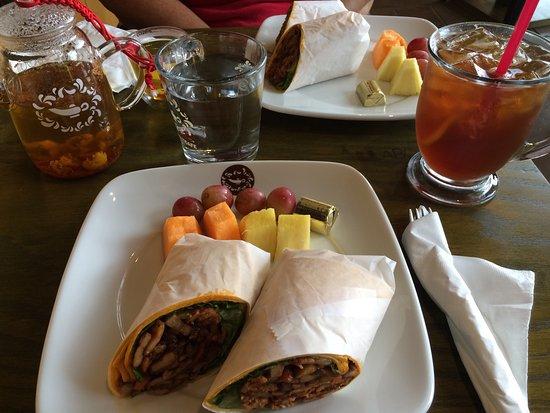 Southlake, Техас: Korean wrap