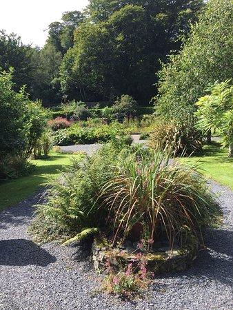 Stranraer, UK: Beautiful walk round the gardens :)