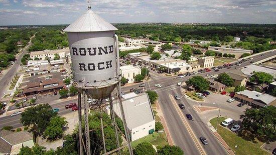 Round Rock Bild