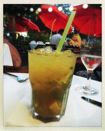 Ottobrunn, Niemcy: Mocktail CAIPI VIRGIN 🍹(seeeehr erfrischend)