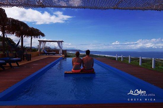 Playa San Miguel, Costa Rica: side by side at La Colina Pura Vista
