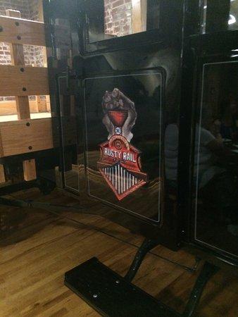 Mifflinburg, Pensilvania: Decorated Door of Vehicle