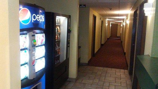 Lynchburg, VA: Hallway