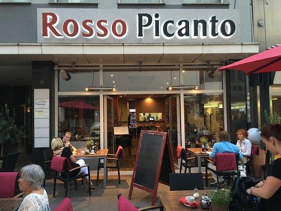 Rosso Picanto, Duisburg - Restaurant Bewertungen ...