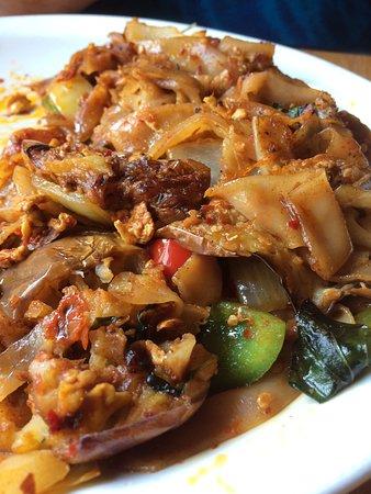 Del Mar, CA: Spicy Noodle