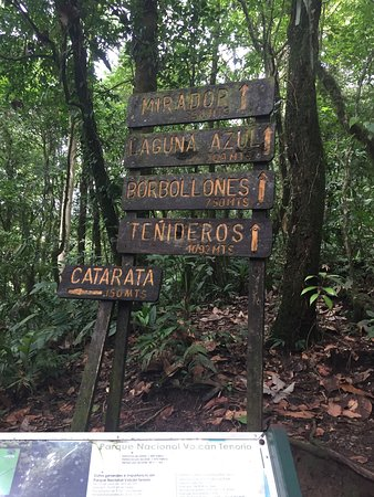 Tenorio Volcano National Park, Costa Rica: photo2.jpg