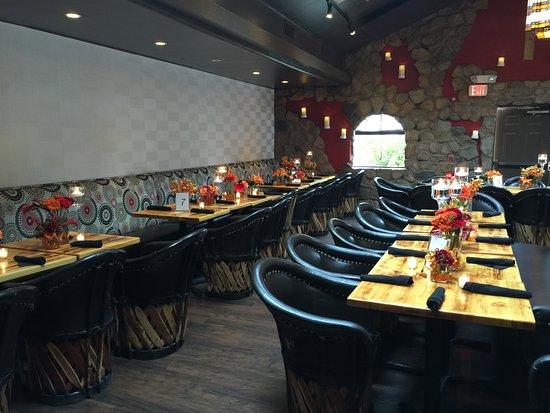 Conshohocken, PA: Dining room