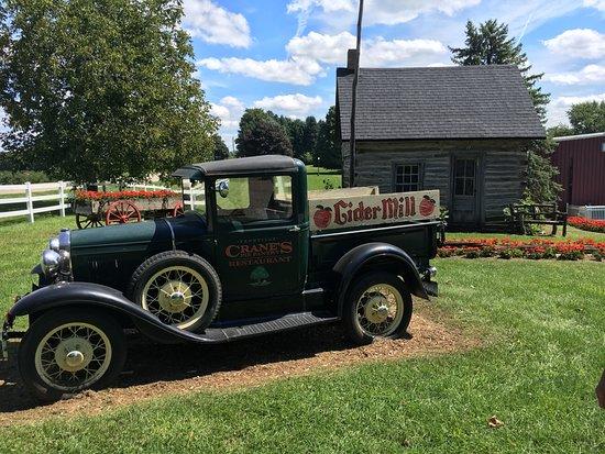 Fennville, Μίσιγκαν: roadside