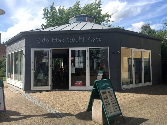 Glostrup, Danmark: Edomae Sushi