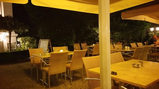 Brodersen Restaurant Hamburger Kuche Photo