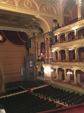 Budapest Operetta Theatre: Opera House in Budapest