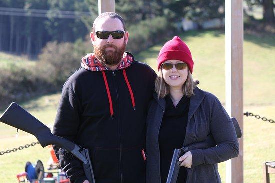 Taupo, Nueva Zelanda: Husband & Wife Team