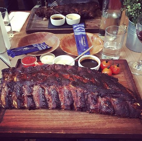 best ribs in amsterdam