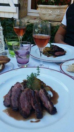Mauzac, Γαλλία: Repas incroyable !