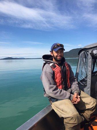 Chulitna Lodge Wilderness Retreat: Steve.