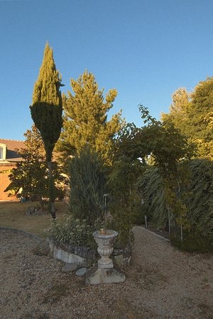 Beaumont-en-Veron, ฝรั่งเศส: un parc privé agréable pour les clients