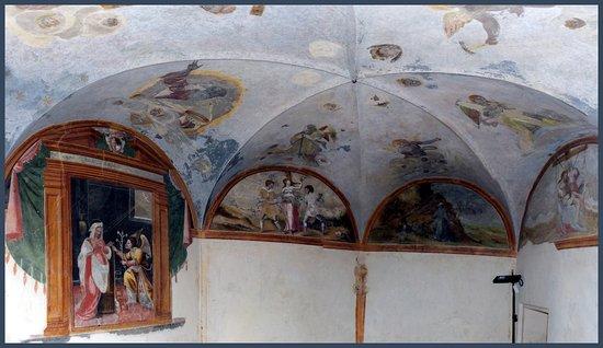 Sant'Agata Feltria, Italië: Una stanza nella Rocca